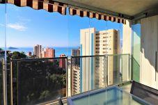 Apartamento en Benidorm - Mirador Mediterráneo 17-G