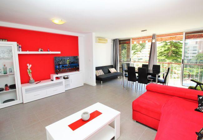 Modern appartement op 15 minuten van het strand
