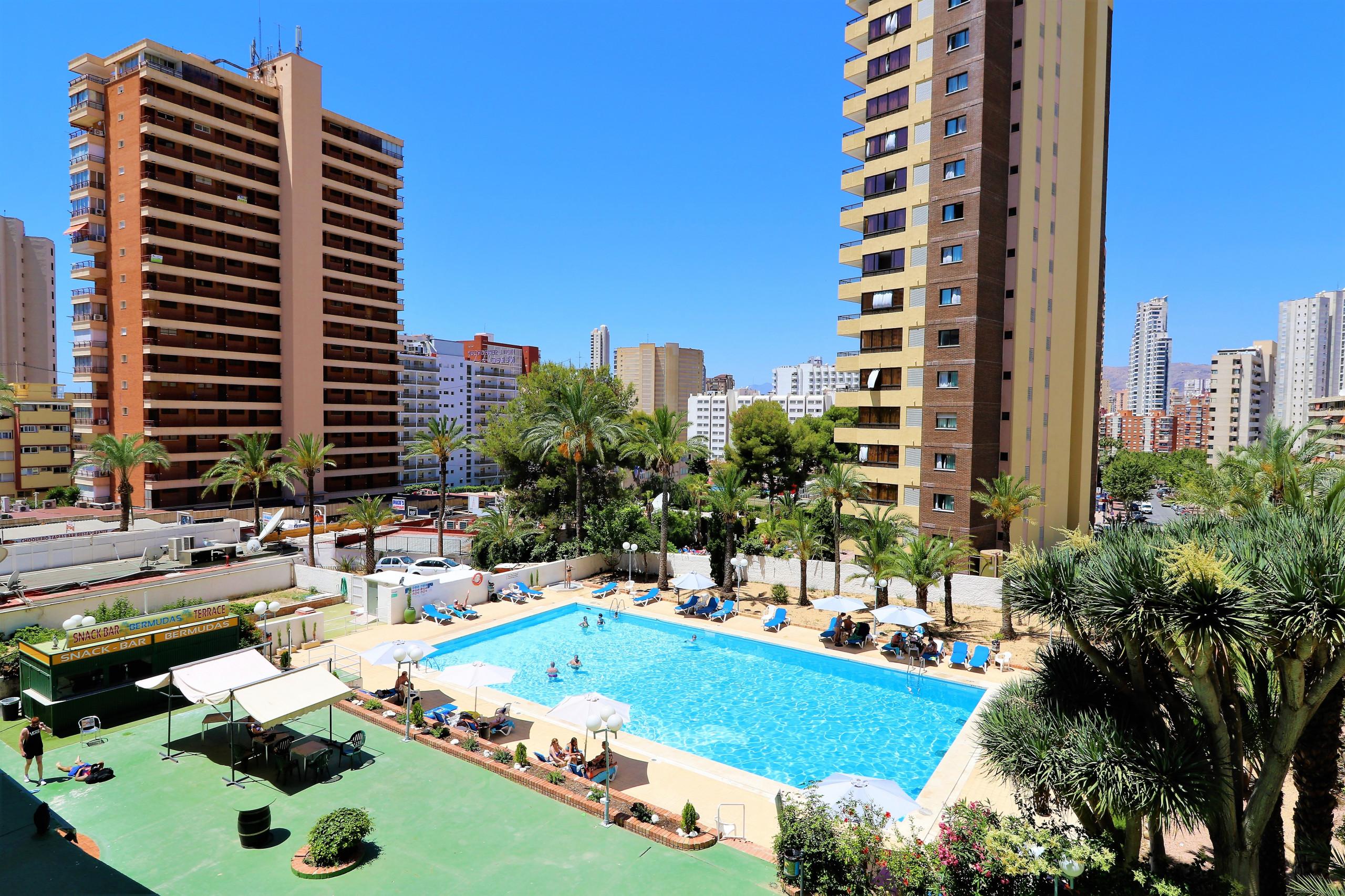 Bermudas 313 - Apartments in Benidorm