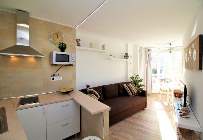 Apartamento en Benidorm - Coblanca 5-83