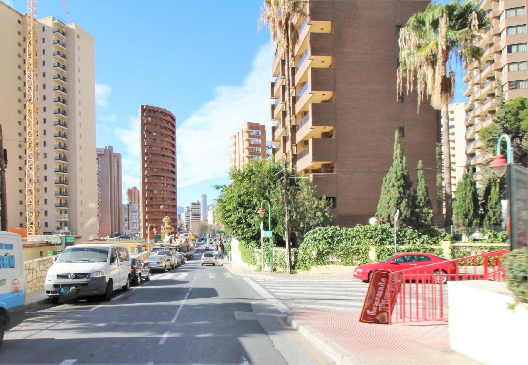 Apartamentos en benidorm mirador del mediterr neo 16 a for Mirador del mediterraneo