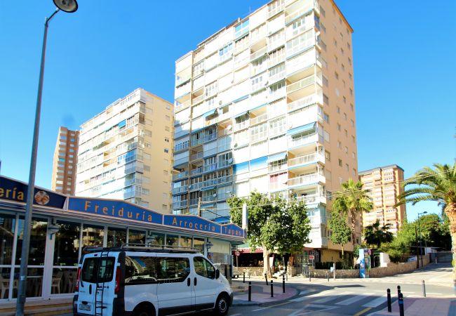 Apartamento en Benidorm - Atico Bella Vista