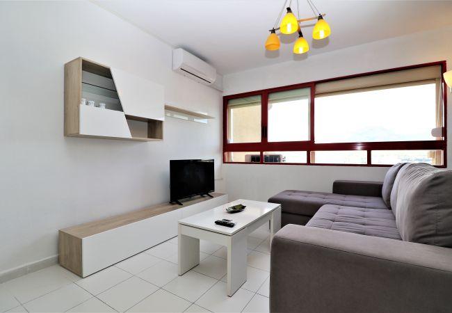 Apartamento en Benidorm - Cumbre Loix 16-6