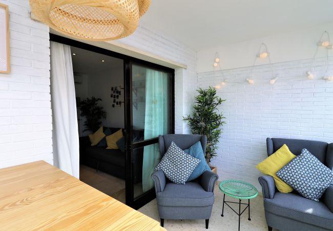 Apartamento en Benidorm - Trinisol 6-E