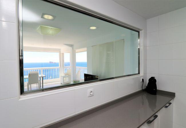 Apartamento en Benidorm - Veracruz 18-A