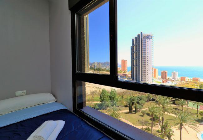 Apartamento en Benidorm - Coblanca 40-A-64