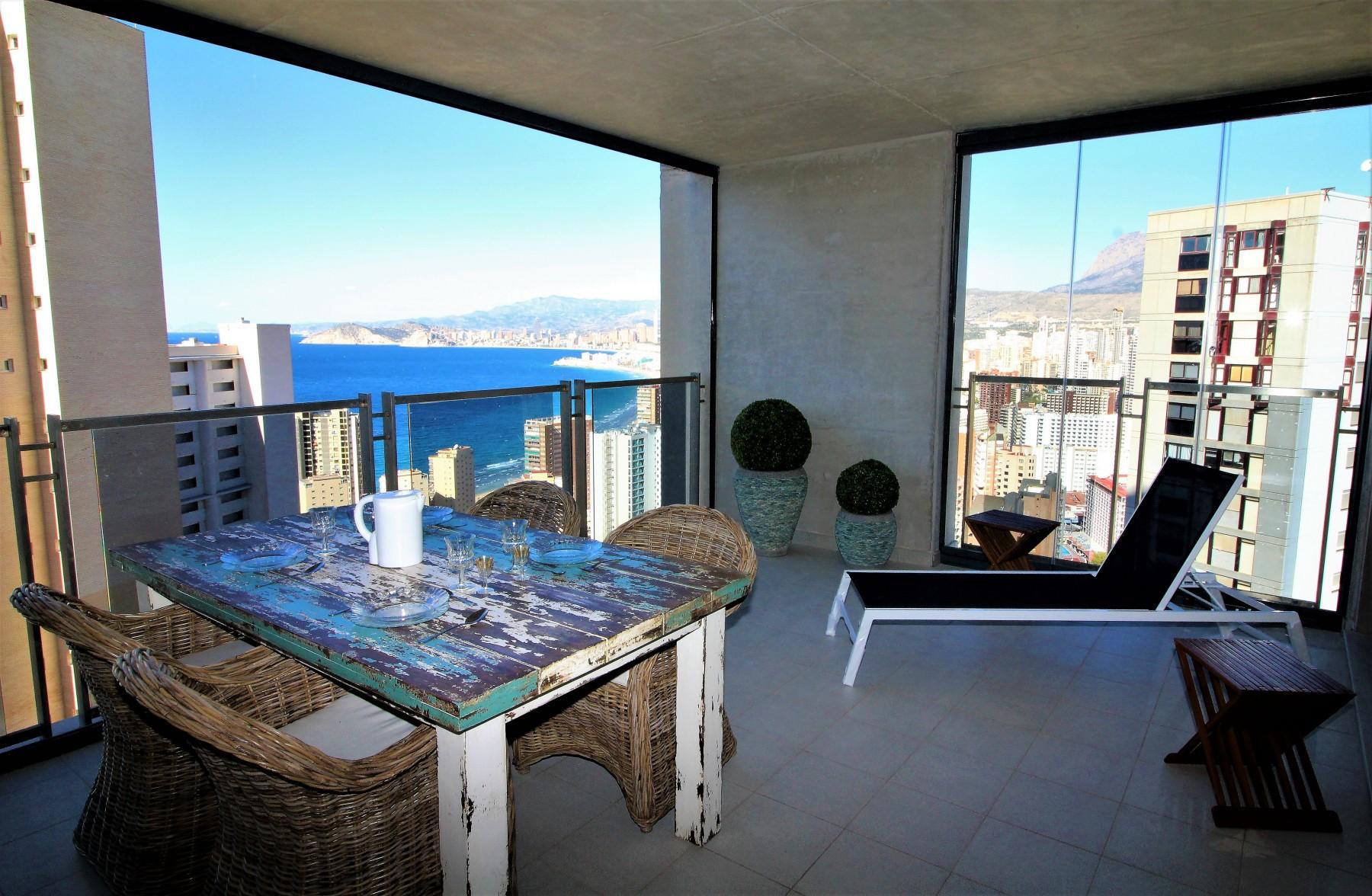 ... Apartment In Benidorm   Mirador Del Mediterráneo 16 A ...