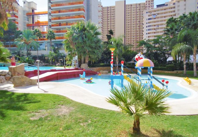 Apartment in Benidorm - Gemelos 22-3-18-B