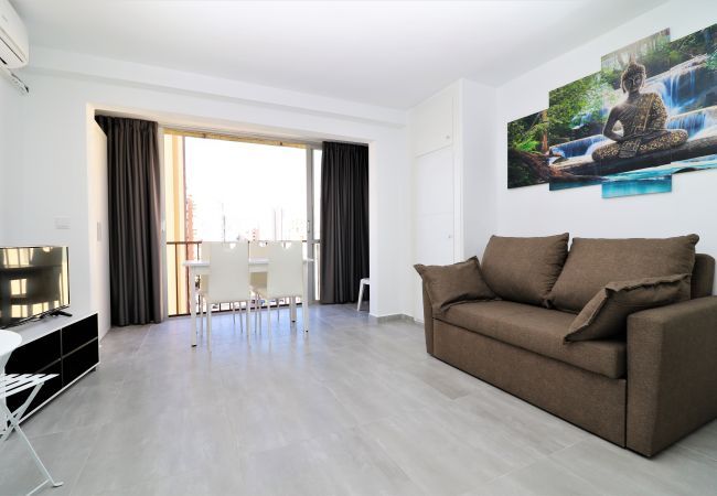 Apartment in Benidorm - Bermudas 814