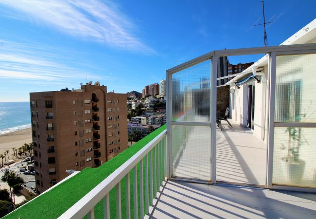 Apartment in Benidorm - Atico Bella Vista