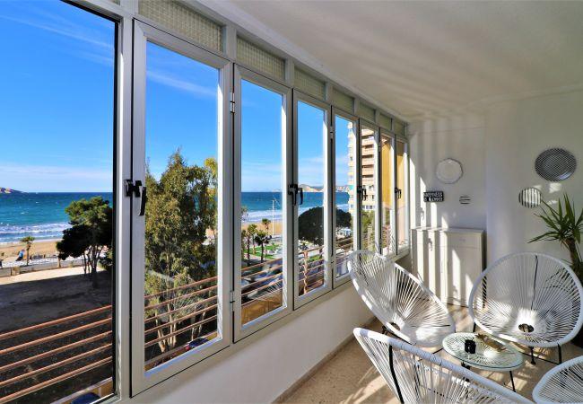 Apartment in Benidorm - Coblanca 8-2-3
