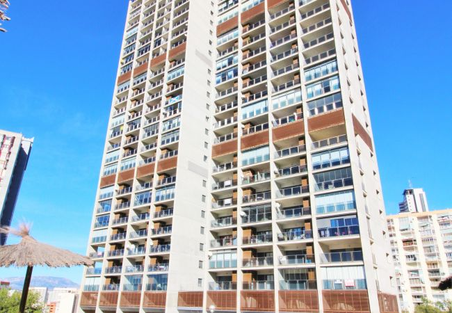 Apartment in Benidorm - Mirador Mediterráneo 17-G